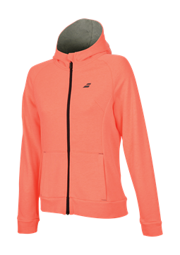 Produkt Babolat Hood Sweat Women Core Pink 2018