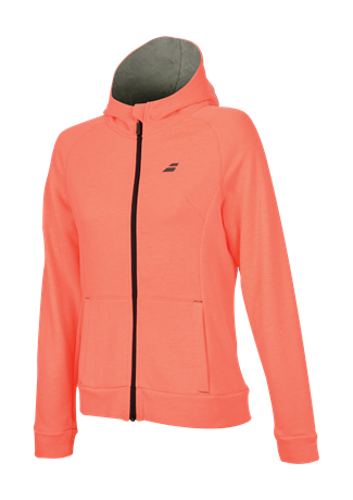 Babolat Hood Sweat Women Core Pink