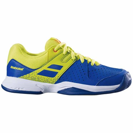Babolat Pulsion All Court Junior Blue/Fluo Aero