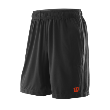 Produkt Wilson M UWII Woven 8 Short Black/Red