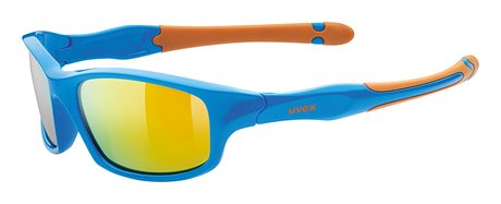 UVEX SPORTSTYLE 507, BLUE ORANGE
