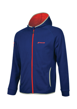 Produkt Babolat Hood Sweat Men Core Blue 2018
