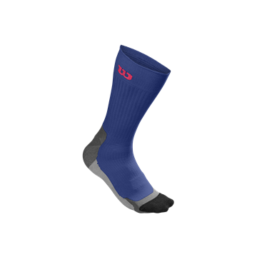 Produkt Wilson M Color High End Crew Sock Dark Blue