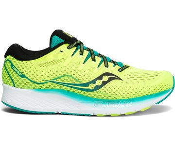 Produkt Saucony Ride ISO 2 Citron/Teal