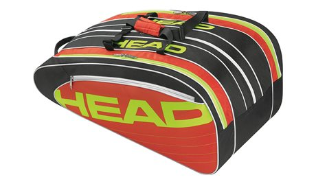 HEAD Elite Monstercombi Black/Red X10