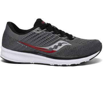 Produkt Saucony Ride 13 Charcoal/Red