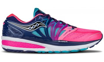 Produkt Saucony Hurricane ISO 2 Blue/Pink