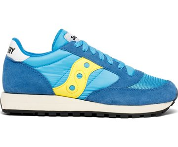 Produkt Saucony Jazz Original Vintage Blue/Yellow