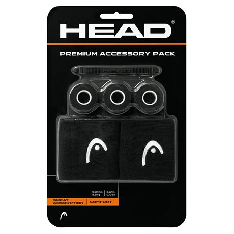 HEAD Accessory Premium Pack black