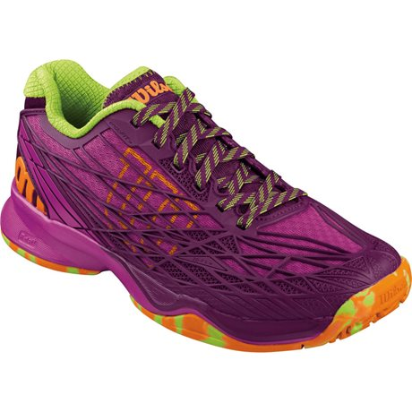 Wilson Kaos All Court Women Purple
