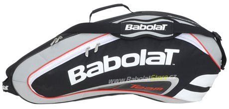 Babolat Team Line Racket Holder Black X3 2012
