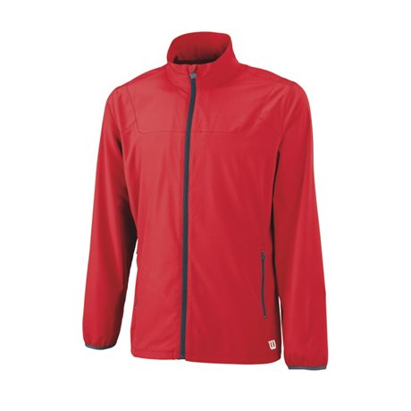 Wilson Team Woven Jacket Red