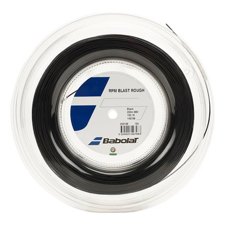 Babolat RPM Blast Rough Black 200m 1,30