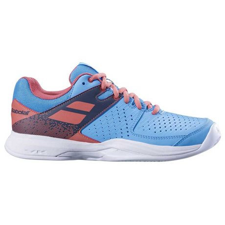 Babolat Pulsion Clay Women Sky Blue/Pink