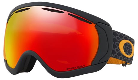 OAKLEY Canopy Aksel Lund Svindal Skygger Black Orange w/PRIZM Snow Torch Iridium 17/18