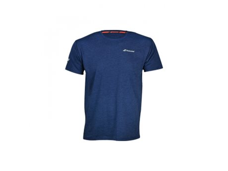 Babolat Tee Men Core Blue-Grey