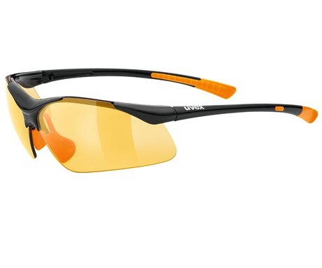 UVEX SPORTSTYLE 223, BLACK ORANGE (2212) 2021