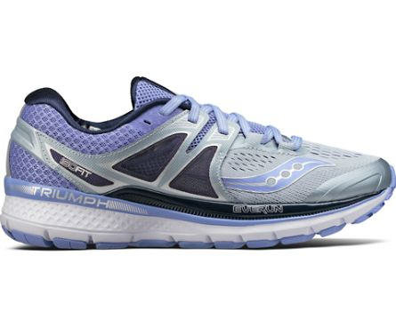 Saucony Triumph ISO 3 Grey/Purple