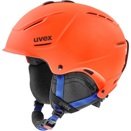 UVEX P1US 2.0 orange-blue mat S566211800 19/20