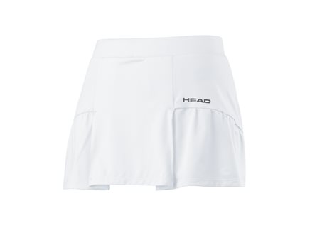 Head Club Basic Skort Girl White
