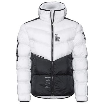 Produkt Head Rebels Star Jacket Men White/Black