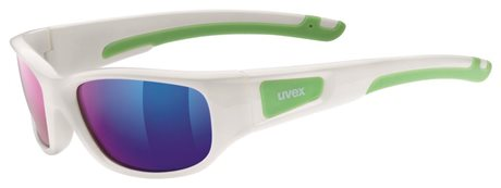 UVEX SPORTSTYLE 506 WHITE GREEN/MIR GREEN