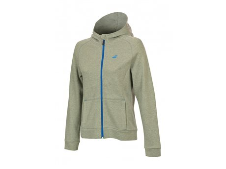 Babolat Hood Sweat Women Core Light Grey