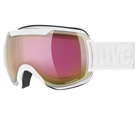 UVEX DOWNHILL 2000 FM white/mir pink rose S5501151230 20/21