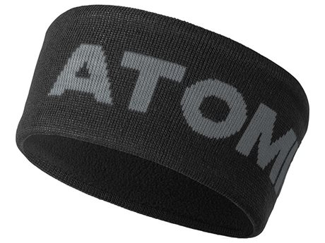 Atomic Alps Headband Black/Light Grey