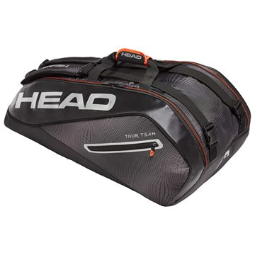 Produkt Head Tour Team 9R Supercombi Black/Silver 2019