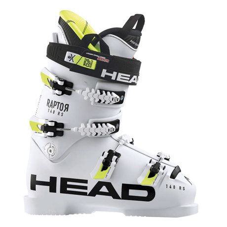 HEAD RAPTOR 140 RS WHITE 18/19