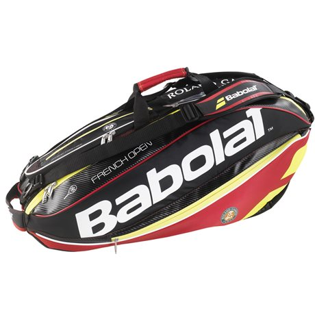Babolat Pure Aero Racket Holder X6 French Open 2015