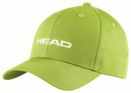 HEAD Promotion Cap Lime