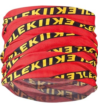 Produkt Leki Multiscarf red-black-yellow