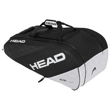 Produkt HEAD Elite Allcourt Black/White 2020