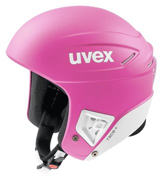 Produkt UVEX RACE + pink-white mat S566172900 17/18