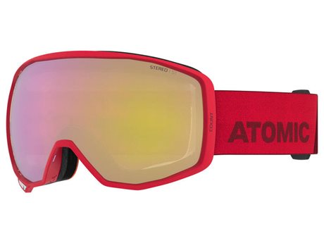 ATOMIC COUNT STEREO Red 20/21