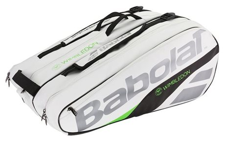 Babolat Pure Racket Holder X12 Wimbledon 2018
