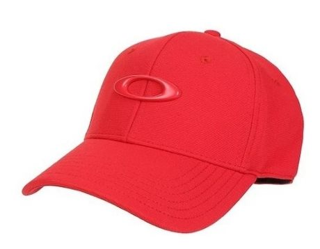 OAKLEY Tincan Cap Red/Black