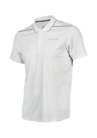 Babolat Performance Men Polo White