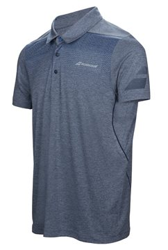 Produkt Babolat Polo Men Performance Heather Blue