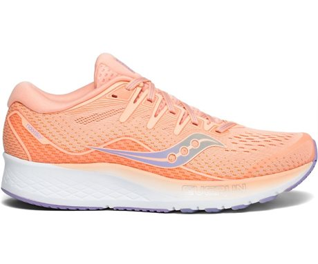 Saucony Ride ISO 2 Peach