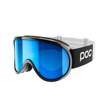 Produkt POC Retina Clarity Comp Uranium Black/Spektris Blue + No Mirror 19/20