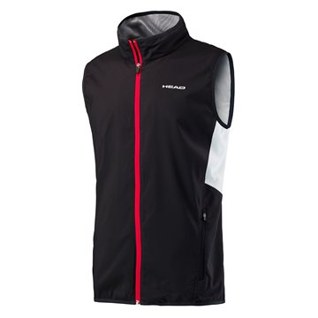 Produkt HEAD Club Vest Men Black