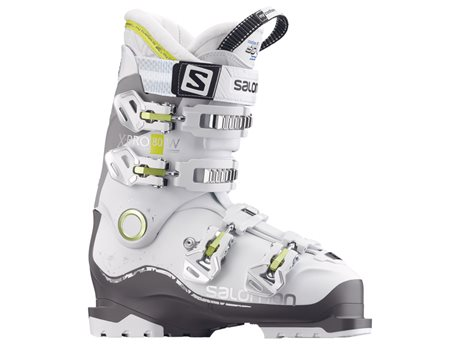 Salomon X PRO 80 White/Anthracite/Light Grey 17/18 391530