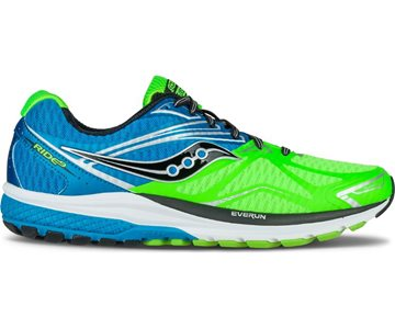 Produkt Saucony Ride 9 Green
