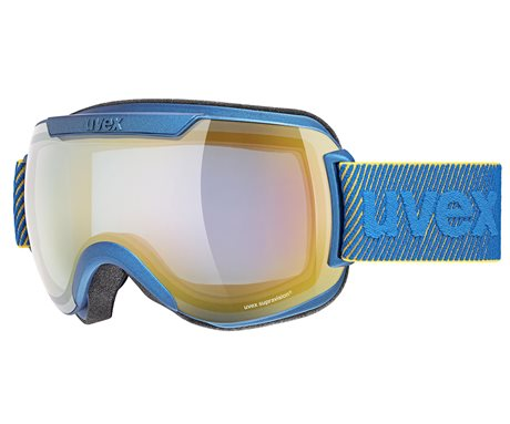 UVEX DOWNHILL 2000 FM underwater mat/mir orange blue S5501157030 20/21