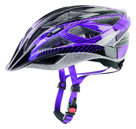 UVEX XENOVA, BLACK-PURPLE