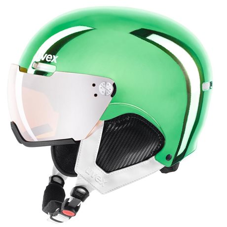 UVEX HLMT 500 VISOR CHROME LTD green S566212790