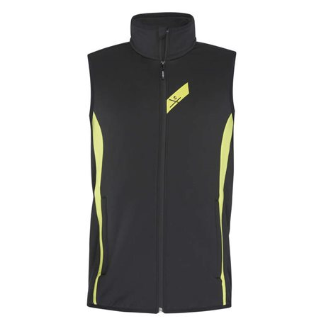 Head Race Vertical Vest Men Black